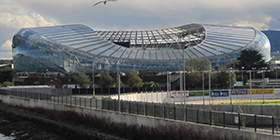 The Aviva Stadium Dublin